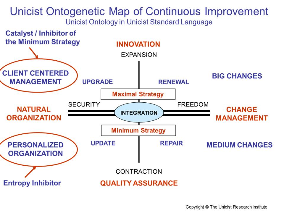 manage continous organisational improvement essay Total quality management may be thought of as the forerunner to six sigma, which is a newer process improvement methodology tqm was a concept created by w edwards deming, a management guru best.