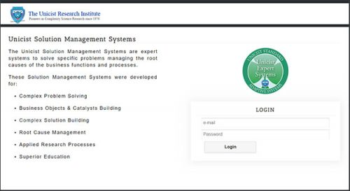 Solution Management Systems