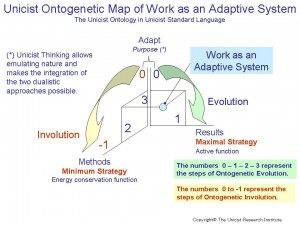 Work as an Adaptive System