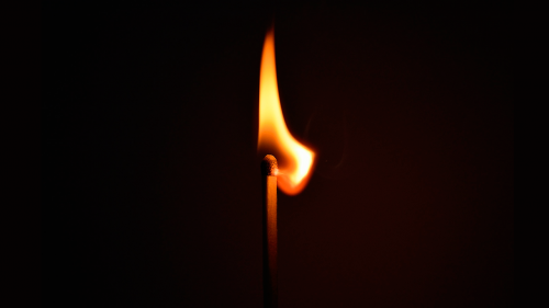 The Triadic Functional Structure of a Safety Match