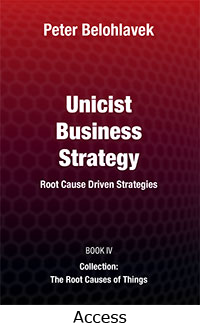 Unicist Business Strategy by Peter Belohlavek
