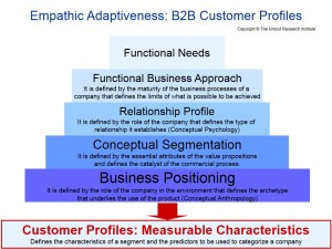 B2B Customer Profiles