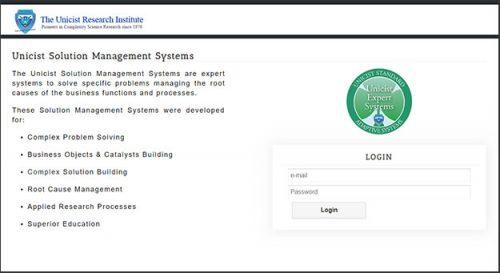Unicist Management Solution System