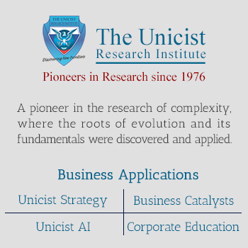 The Unicist Confederation is the business arm of The Unicist Research Institute, that distributes cognitive systems, business technologies and tools for companies worldwide.
