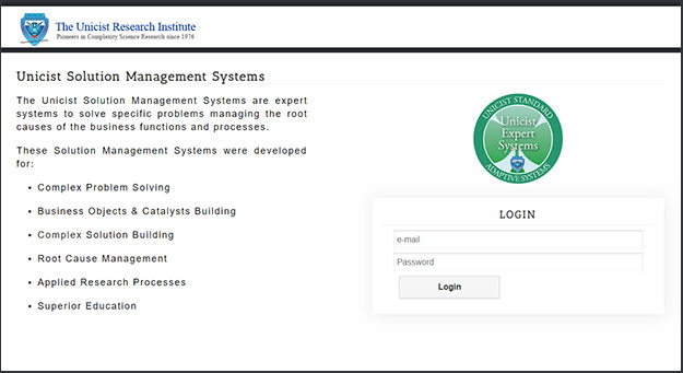 Unicist Solution Management Systems