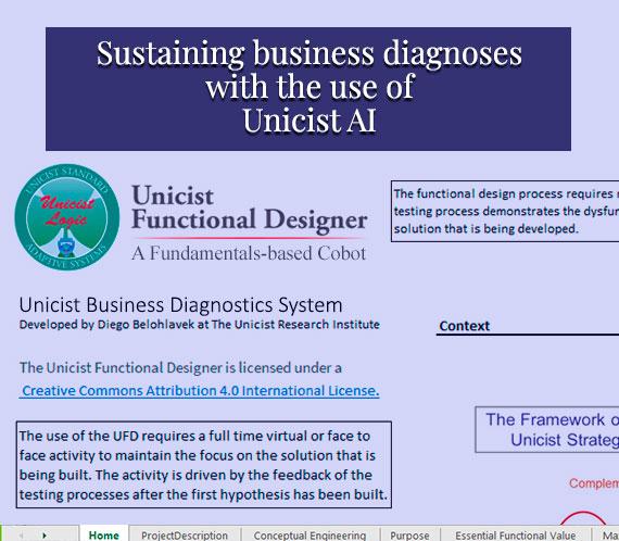 Unicist Business Diagnostics System