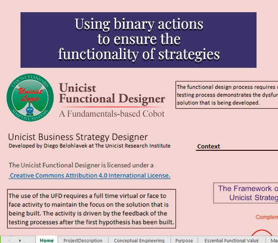 Unicist Business Strategy Designer