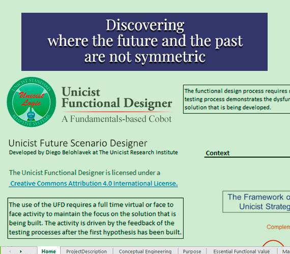Unicist Future Scenario Designer
