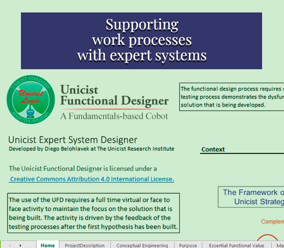 Unicist Expert System Designer