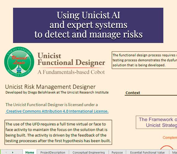 Unicist Risk Management Designer