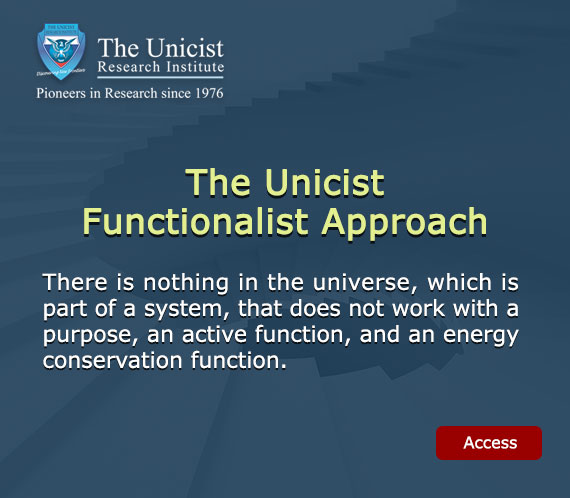 The Unicist Functionalist Approach